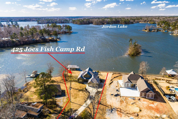 425  Joes Fish Camp Road