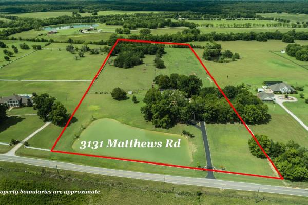 3131  Mathews Road
